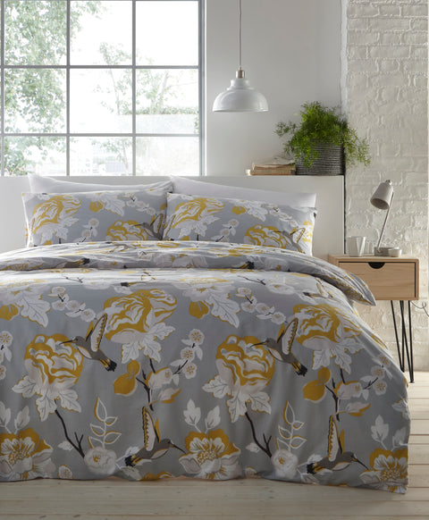Portfolio Home Florida Grey Duvet Set