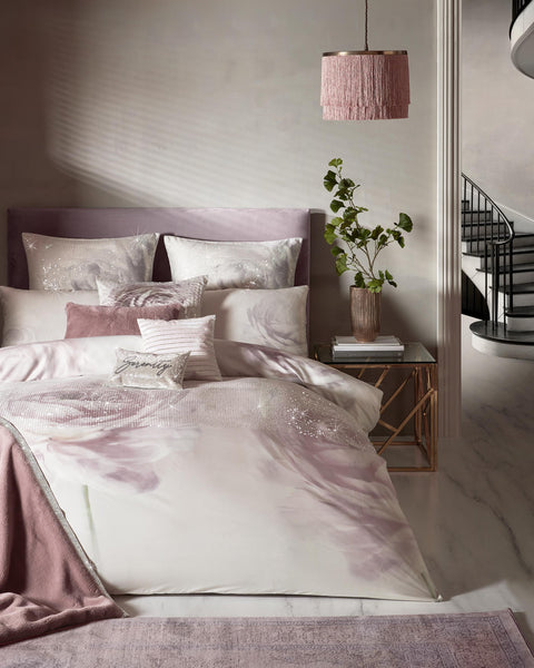 Rita Ora Florentina Blush Bedding