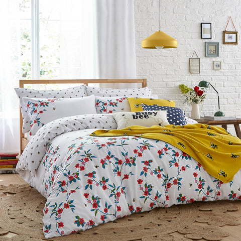 Cath Kidston Greenwich Flowers Multi Bedding