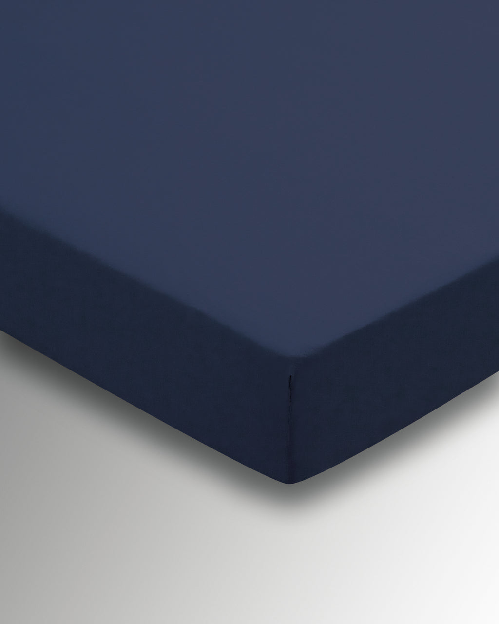 Helena Springfield Poly/Cotton Percale 180 Thread Count Navy Sheets