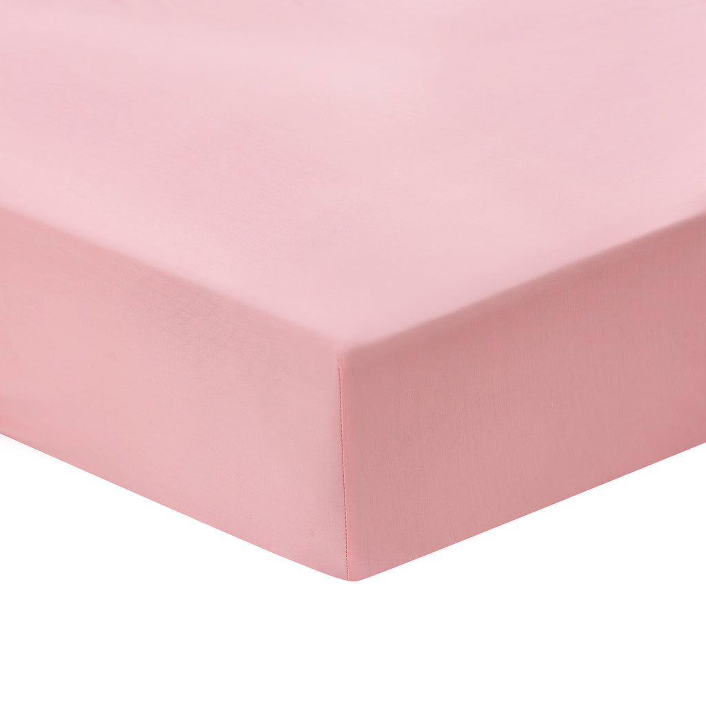 Joules 100% Cotton 180 Thread Count Kelmarsh Pink Sheets