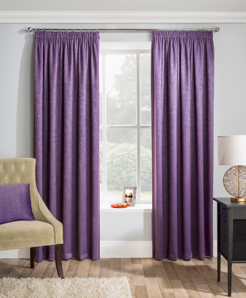"Tyrone Matrix Thermal Block Out 3"" Tape Curtains (ORDER ONLY)"