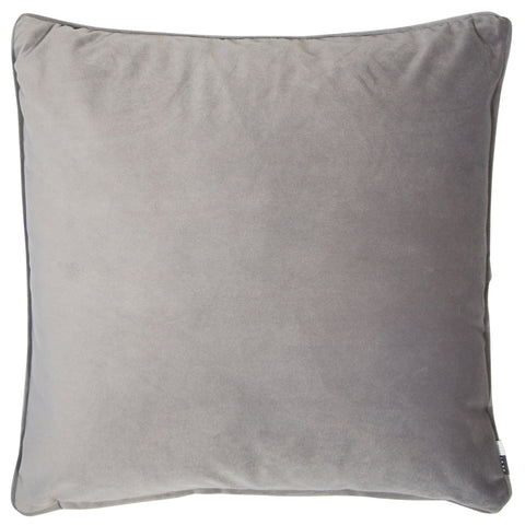 Malini Luxe Velvet Piped 50cm x 50cm Filled Cushion