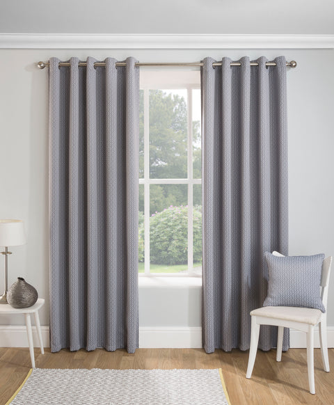 Tyrone Miami Thermal Blockout Eyelet Curtains