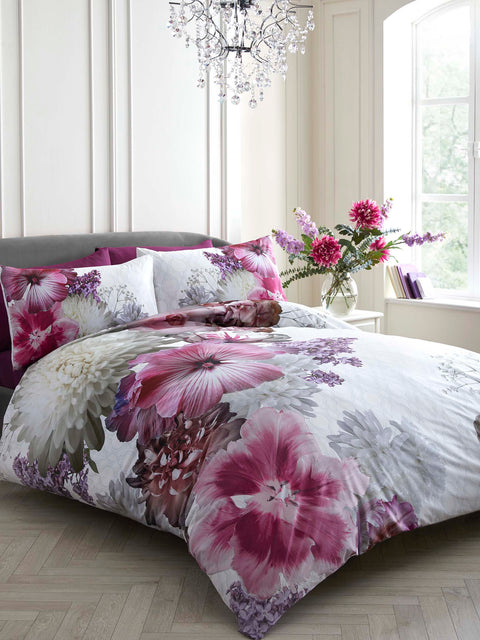 Laurence Llewelyn Bowen Portobella Mayfair Lady Multi Duvet Set