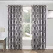 Tyrone Ritz Blockout Eyelet Curtains (ORDER ONLY)