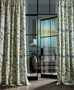 Voyage Naura Lemon Lined Curtains
