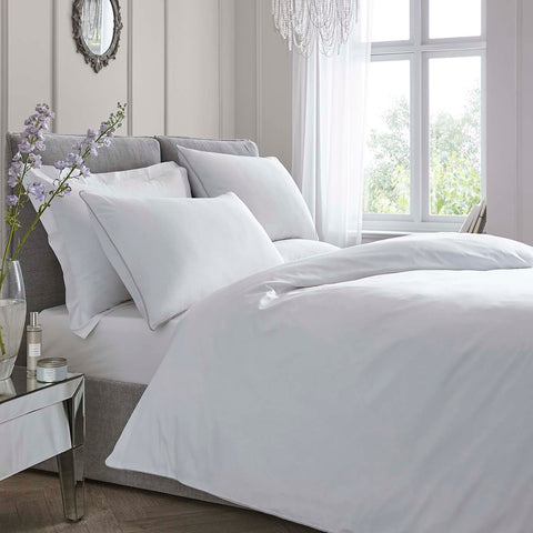 Appletree Signature 100% Cotton Plain Duvet Set