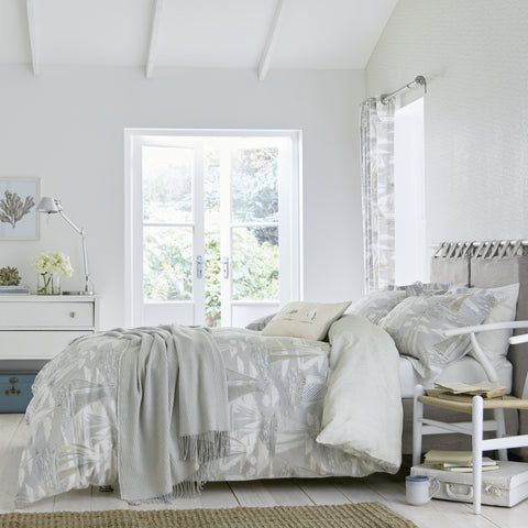 Sanderson Home Sailor Dove Grey Bedding