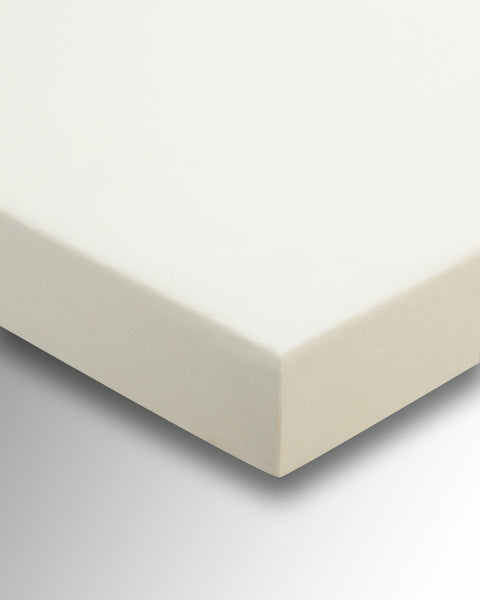 Sanderson Options 100% Cotton Ivory Sheets