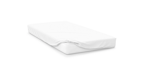 Belledorm Egyptian Cotton Sateen White 400 Thread Count Sheets