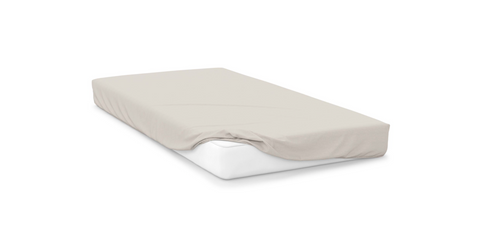 Belledorm 200TC 50% Polyester/50% Cotton Ivory Sheets