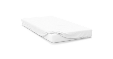 Belledorm 200TC 50% Polyester/50% Cotton White Sheets