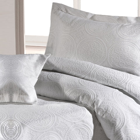 Design Port Stowe White Bedding (ORDER ONLY)