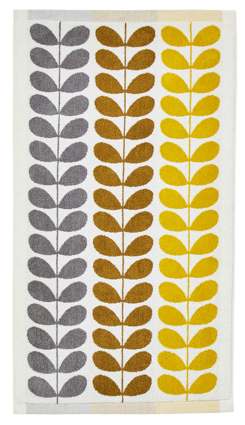 Orla Kiely Trio Stem 100% Cotton Towels