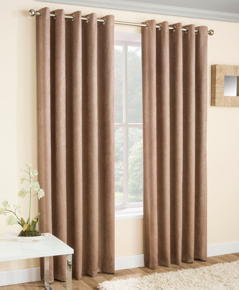 Tyrone Vogue Thermal Blockout Curtains (SELECTED COLOURS ORDER ONLY)