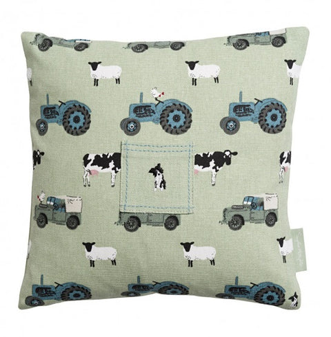 ALL24410 Sophie Allport On the Farm Tooth Fairy Cushion