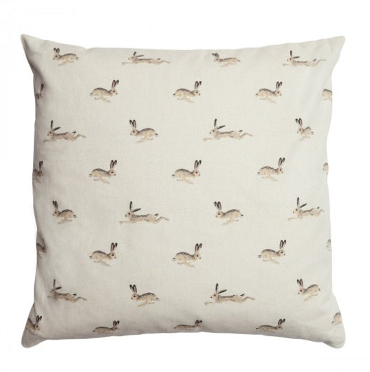 ALL25401 Sophie Allport Cushion 45cm x45cm Hare