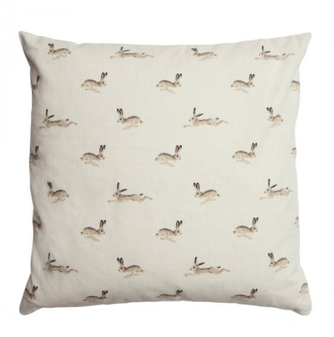 ALL25401 Sophie Allport Cushion 45cm x 45cm Hare