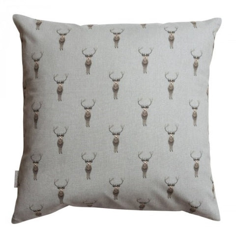 ALL29401 Sophie Allport 45cm x 45cm Cushion Highland Stag