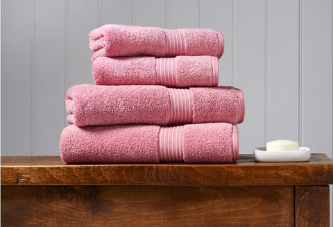 Christy Supreme Blush 650gsm Towels
