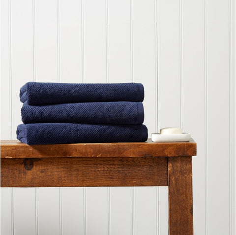 Christy Brixton 100% Cotton 600gsm Midnight Towels