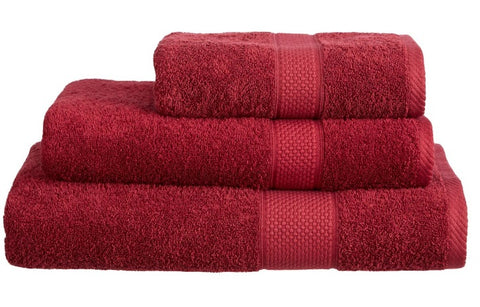 Harwoods Imperial Burgundy Towels