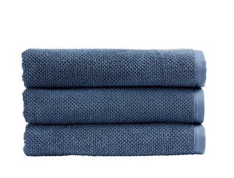 Christy Brixton 600gsm Slate Towels