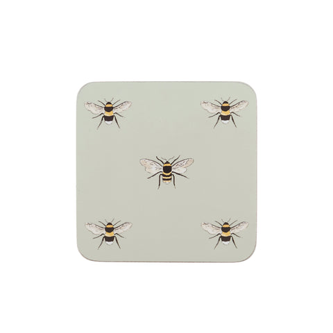 COC3601 Sophie Allport Bees Coasters (Set of 4)