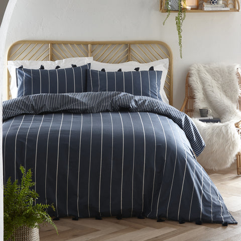 Appletree Loft Delta Stripe Duvet Set
