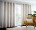 Bedmaker Detroit Eyelet Curtains