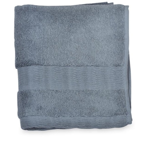 DKNY Mercer 800gsm 100% Cotton Denim Towels