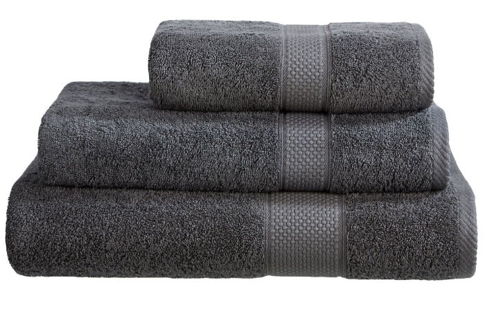 Harwoods Imperial Grey Towels