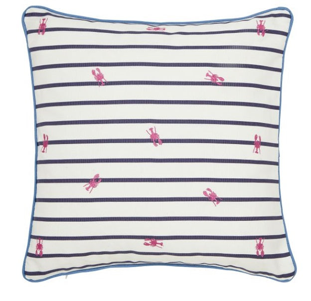 Joules Orchard Ditsy Blue Yonder Bedding