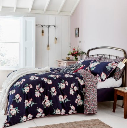 Joules Painted Poppy Bedding