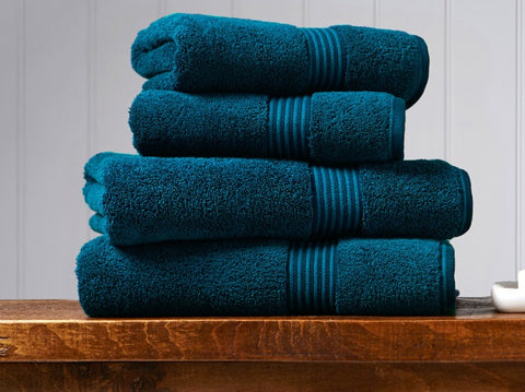 Christy Supreme Kingfisher 650gsm Towels