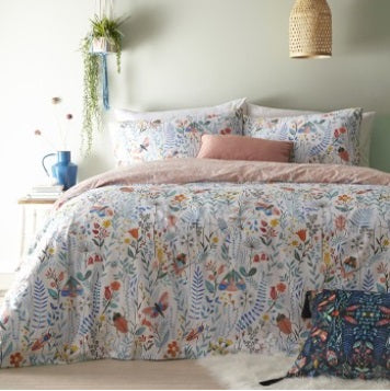 Furn Mini Nature Multi Duvet Set