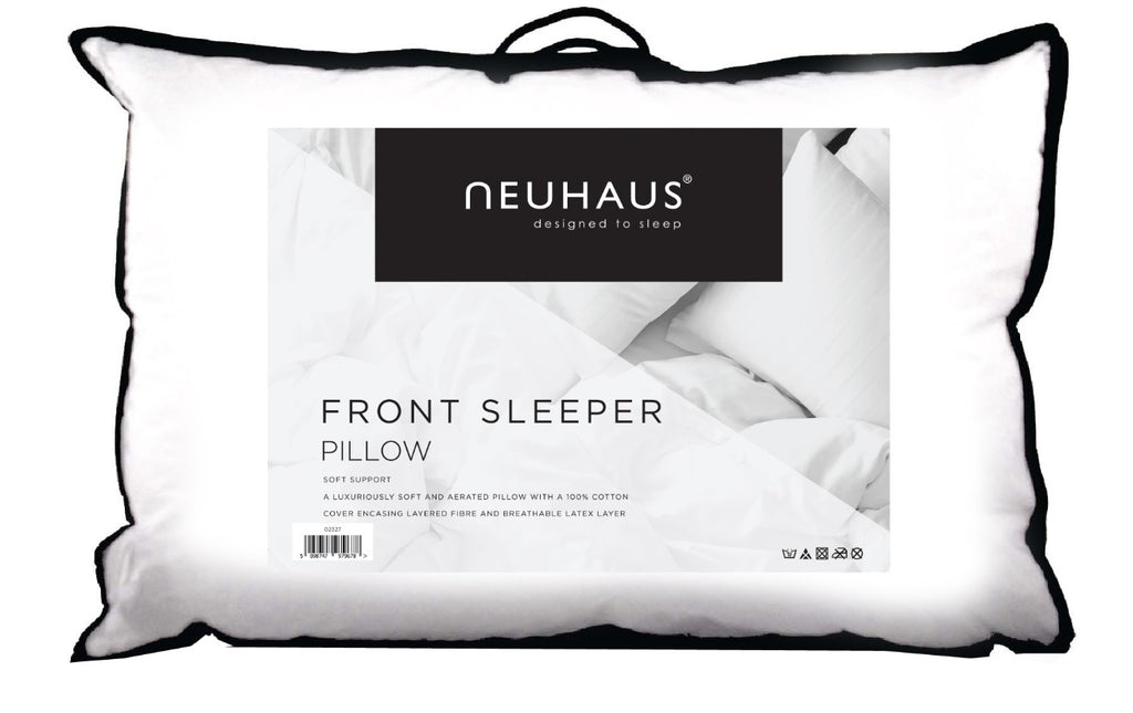 Neuhaus Front Sleeper Latex Pillow