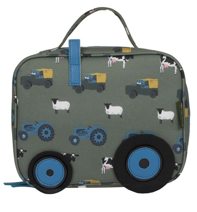 POLY24590S Sophie Allport On the Farm Children`s Lunch Bag