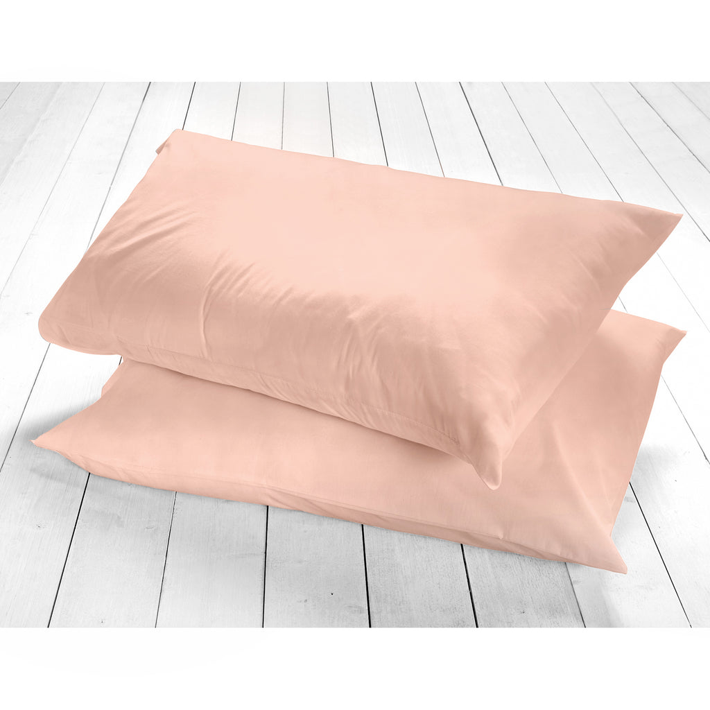 Appletree Signature 100% Cotton Extra Deep Blush Sheets