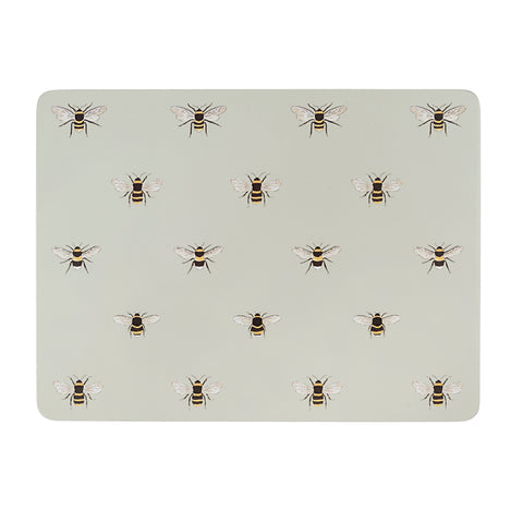PMC3601 Sophie Allport Bees Placemats (Set of 4)