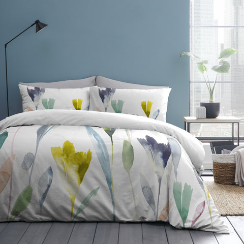 Appletree Style Pollensa Multi Colour Duvet Set