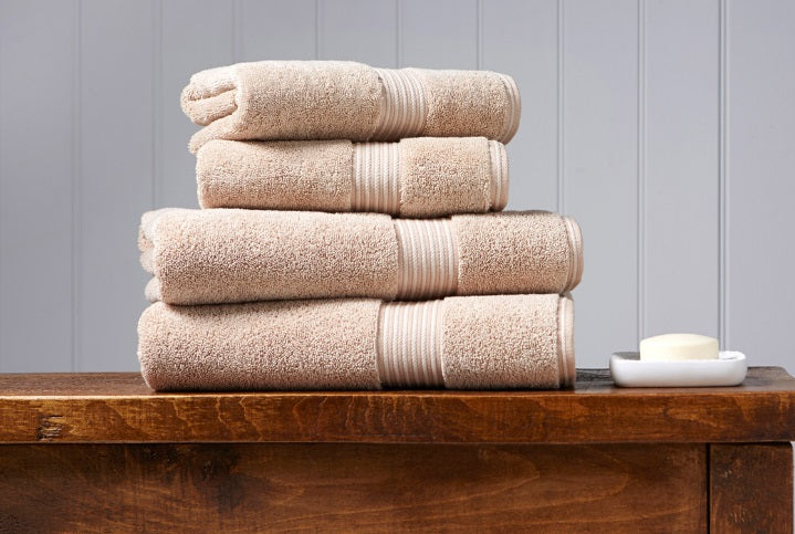 Christy Supreme Stone 650gsm Towels