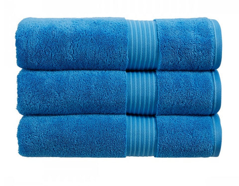 Christy Supreme Cadet Blue 650gsm Towels