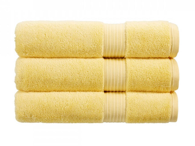 Christy Supreme Primrose 650gsm Towels