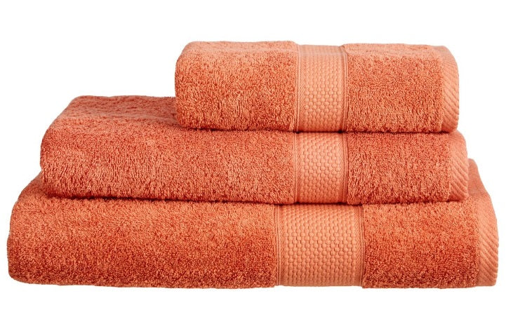 Harwoods Imperial Terracotta Towels