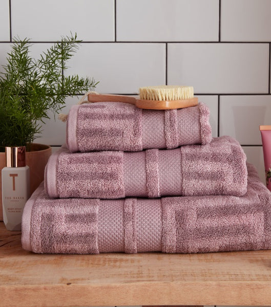 Ted Baker Tessellating 100% Cotton Towels