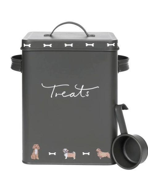 SPT3201WK Sophie Allport Small Walkies Pet Tin