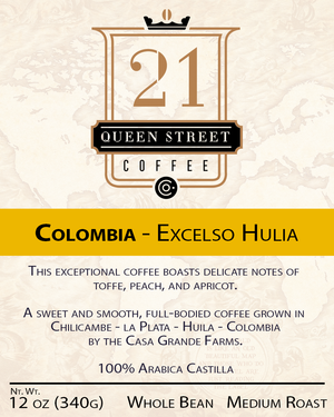 Excelso Colombia Huila