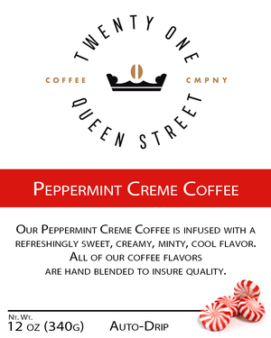 Peppermint Creme Coffee